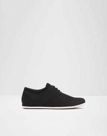 알도 ALDO Low top sneakerAauwen-r,Black Synthetic Nubuck