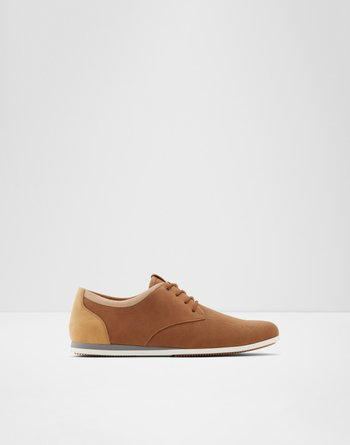 알도 ALDO Low top sneakerAauwen-r,Rust Synthetic Embossed