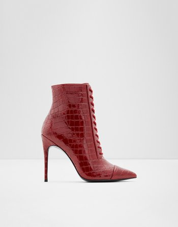 알도 ALDO Ankle boot - Stiletto heelAlylyan,Red