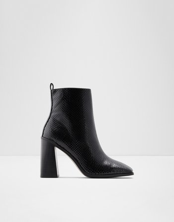 알도 ALDO Ankle boot - Block heelEugenius,Black