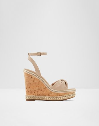 알도 ALDO Wedge sandal - Wedge heelFitchia,Light Pink