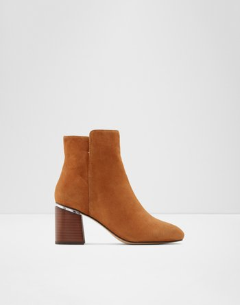 알도 ALDO Ankle bootGwulia,Medium Brown