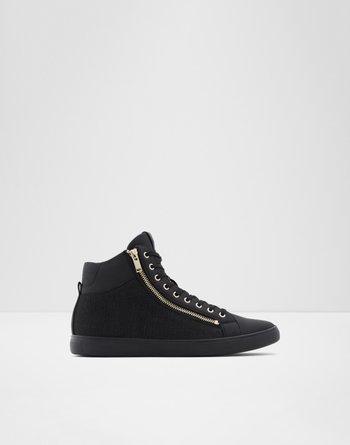 알도 ALDO High top sneakerKecker,Black Synthetic Glitter