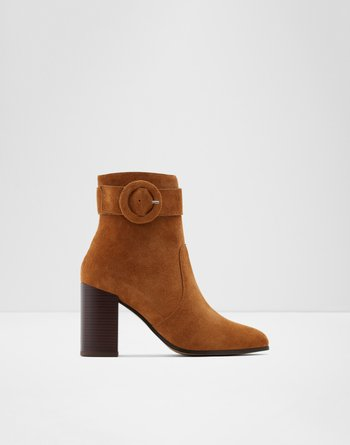 알도 ALDO Ankle boot - Block heelSeveiria,Medium Brown