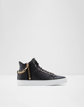알도 ALDO High top sneakerVarves,Black