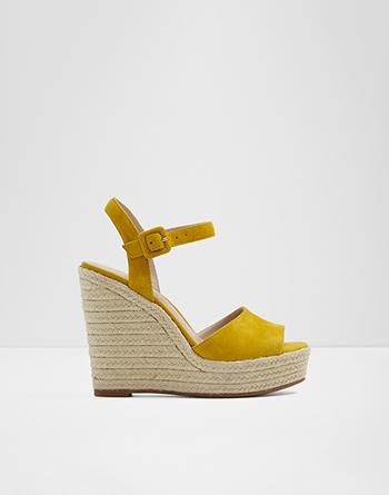 알도 ALDO Ybelani,Dark Yellow