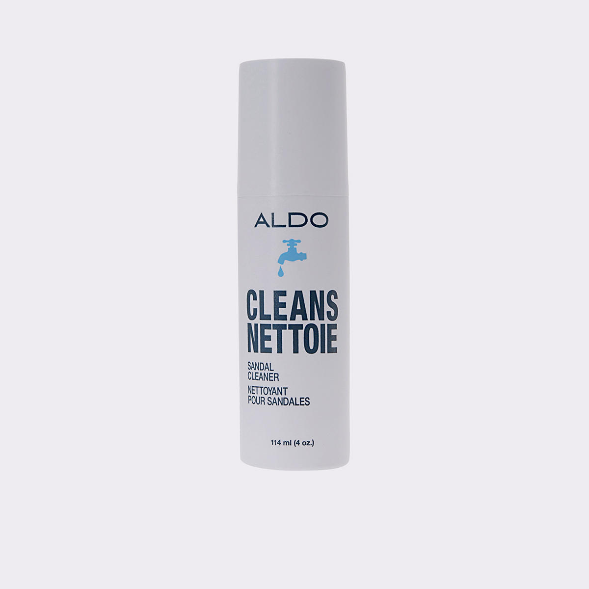 Sandal cleaner Neutral Women's Shoe care | ALDO US at Aldo Shoes in Victor, NY | Tuggl