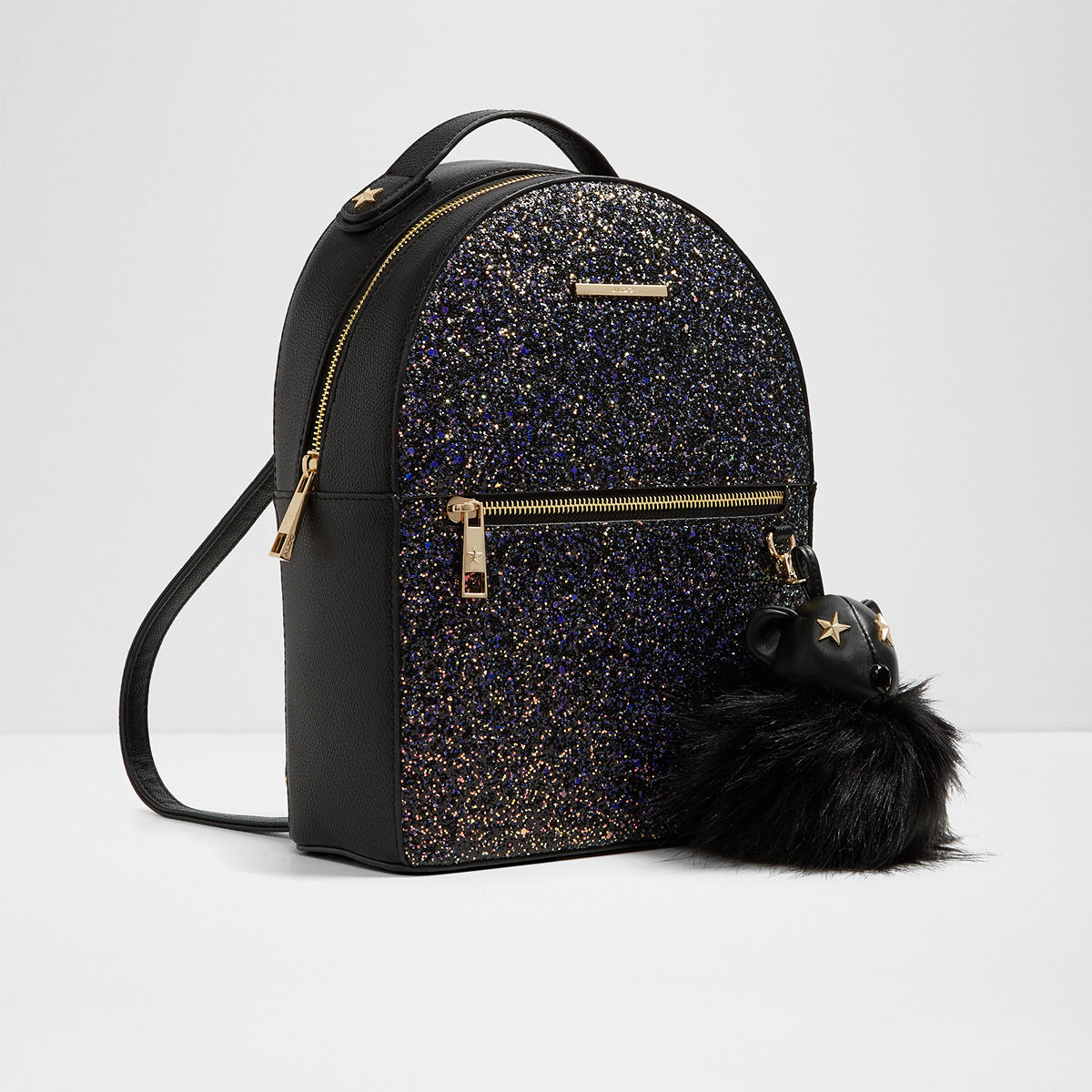 1015079b2eaa Adraolla Black Multi Women s Backpacks