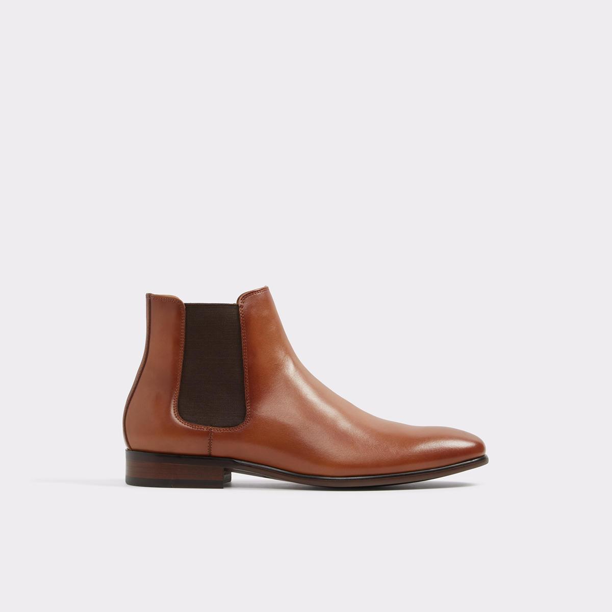 Aradowen Cognac Men's Dress boots | ALDO US at Aldo Shoes in Victor, NY | Tuggl