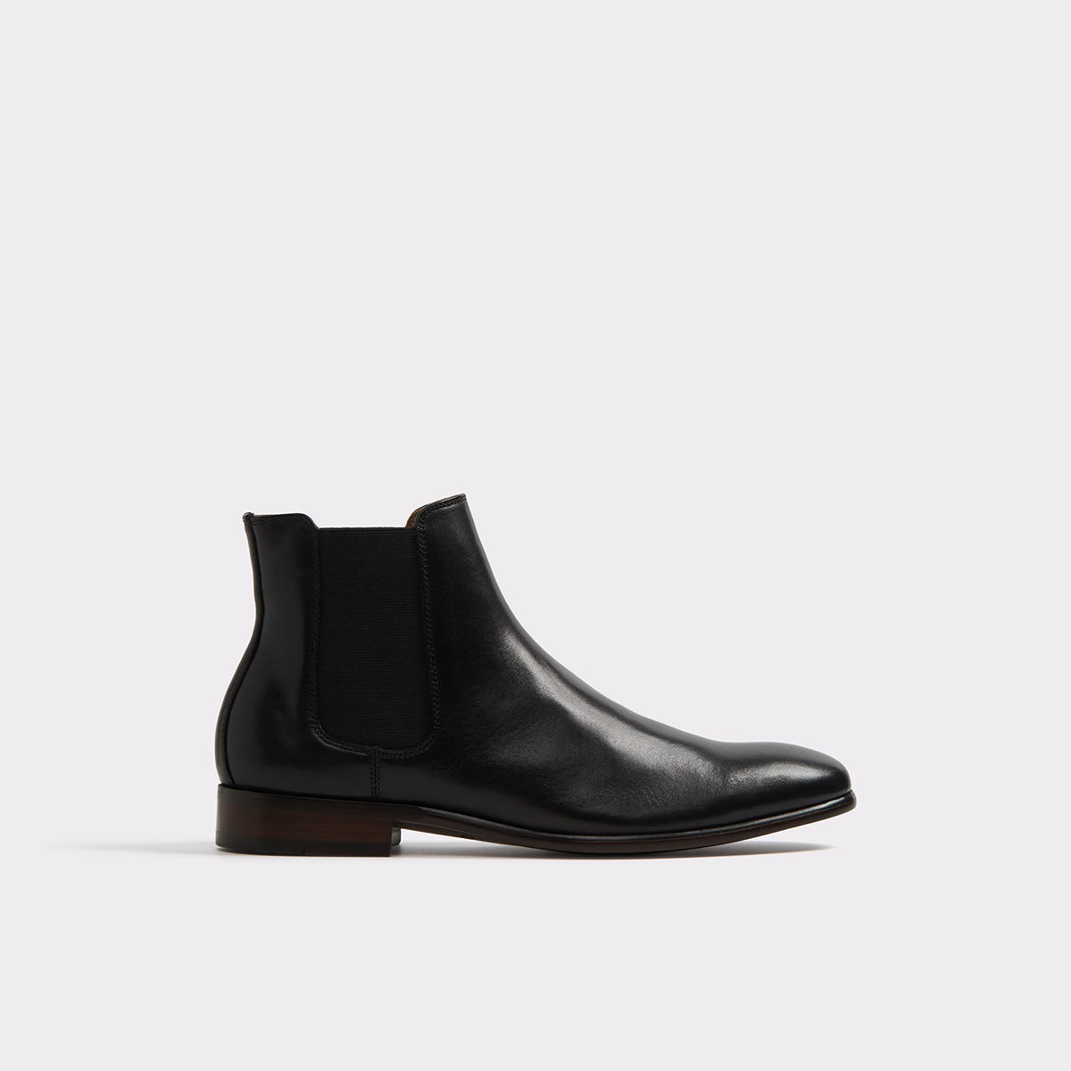 Aradowen Black Men's Dress boots | ALDO US at Aldo Shoes in Victor, NY | Tuggl