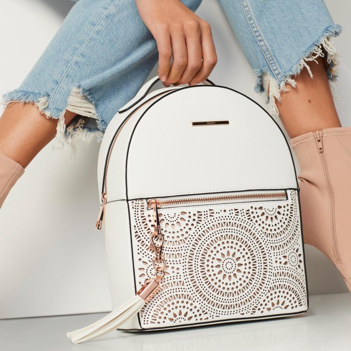 ae53b816cb7 Barmegona White Women s Backpacks