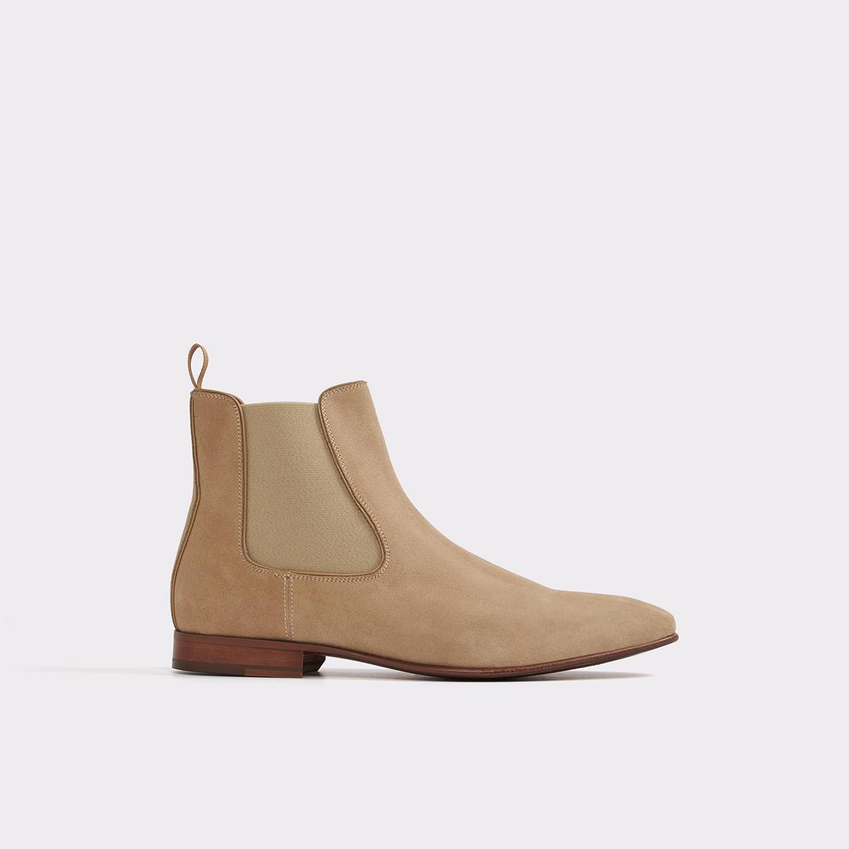 Biondi-R Beige Men's Dress boots | ALDO US at Aldo Shoes in Victor, NY | Tuggl