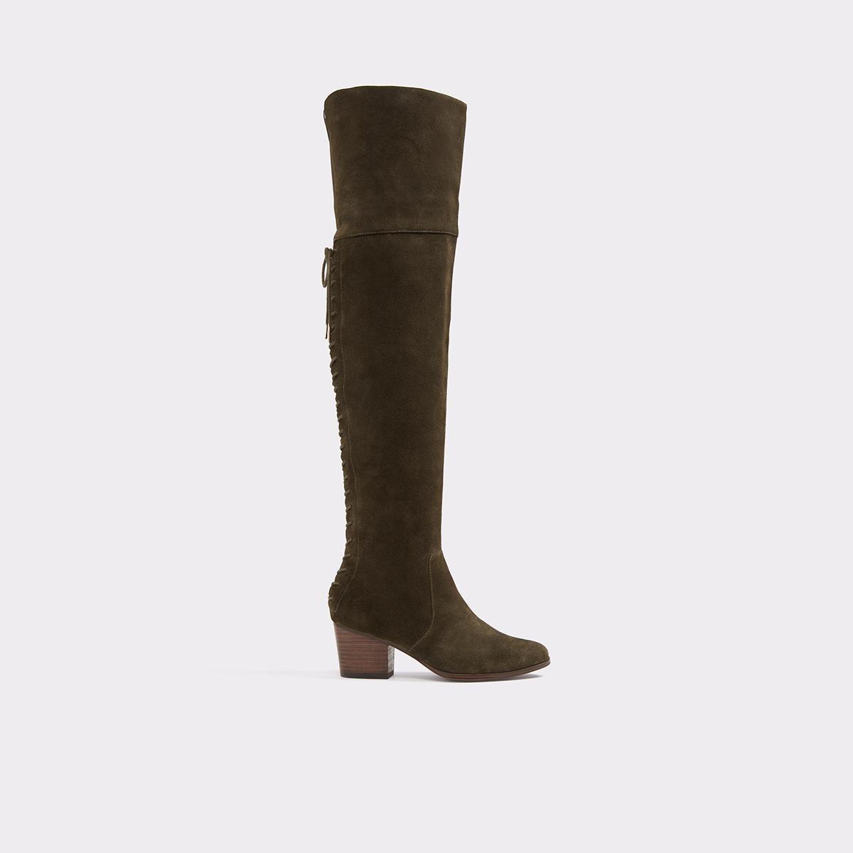 a6dbfe00451 Bresa Khaki Women s Boots