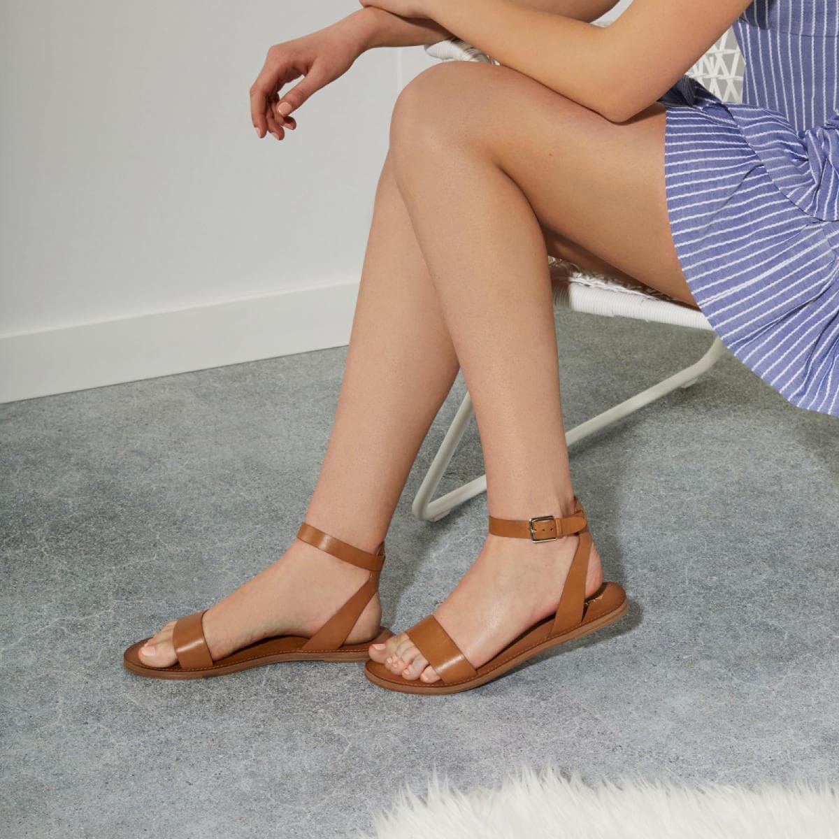 ALDO CAMPODORO - Sandals - natural oIBXsg277n
