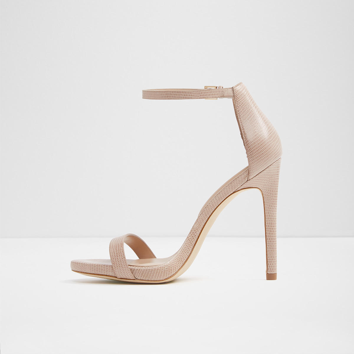 ALDO CARAA - High heeled sandals - bone yDOtKFQ