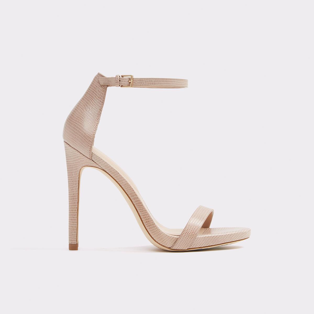 ALDO Caraa Heels Yellow Miscellaneous Womens Footwear Online new sale