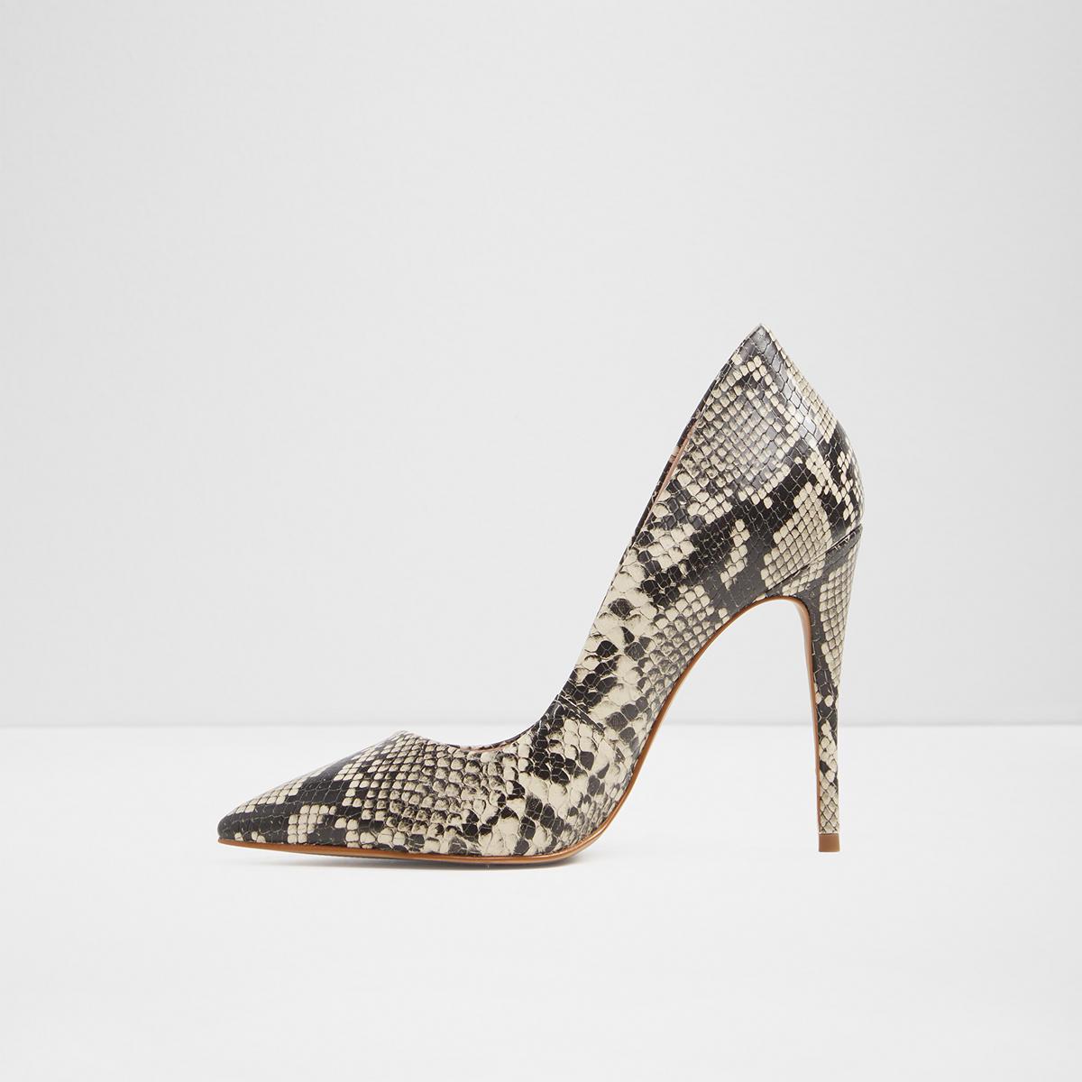Bridal Shoes Aldo: Cassedy Natural Print Women's Pumps