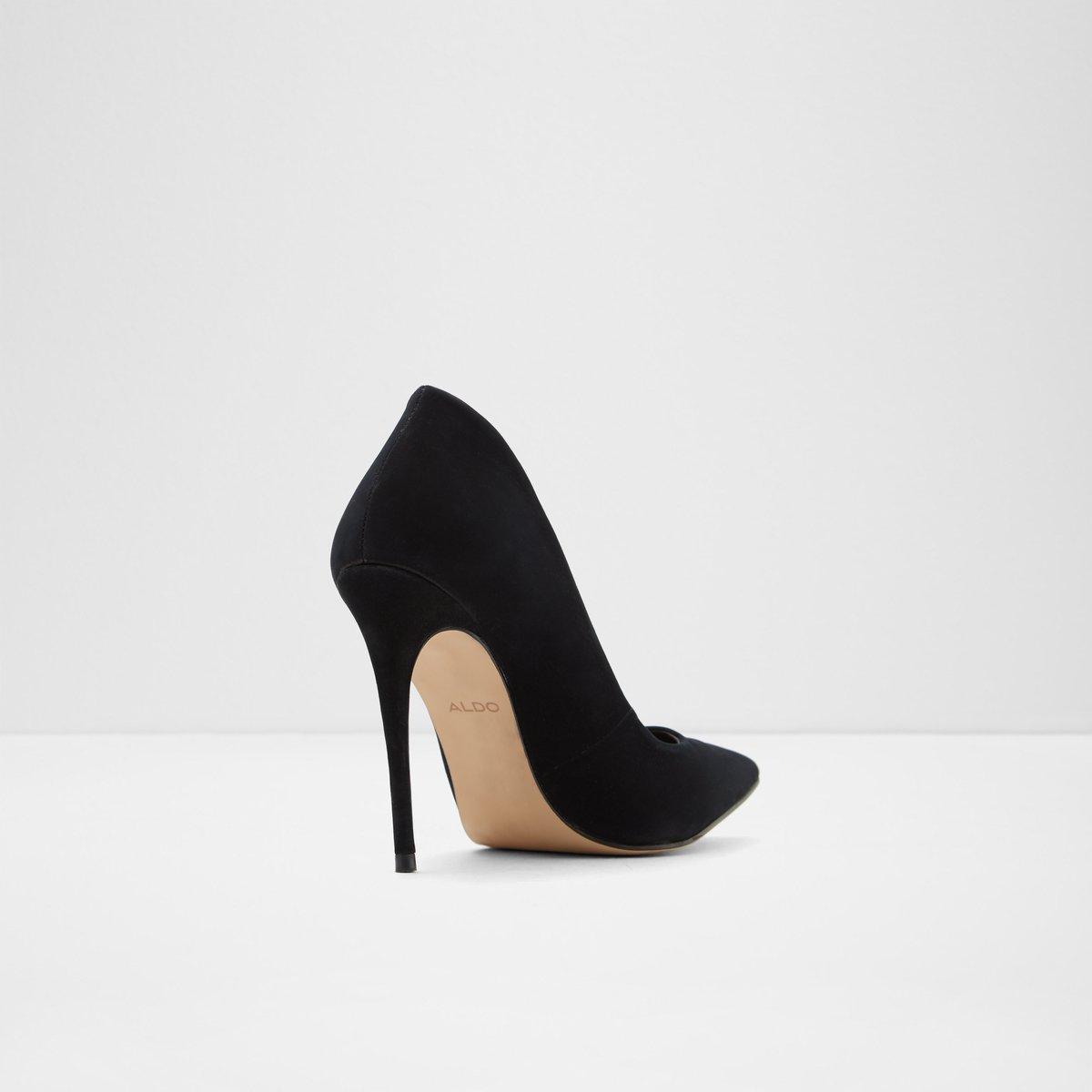 ac986dd0451c Cassedy Black Nubuck Women s Court shoes