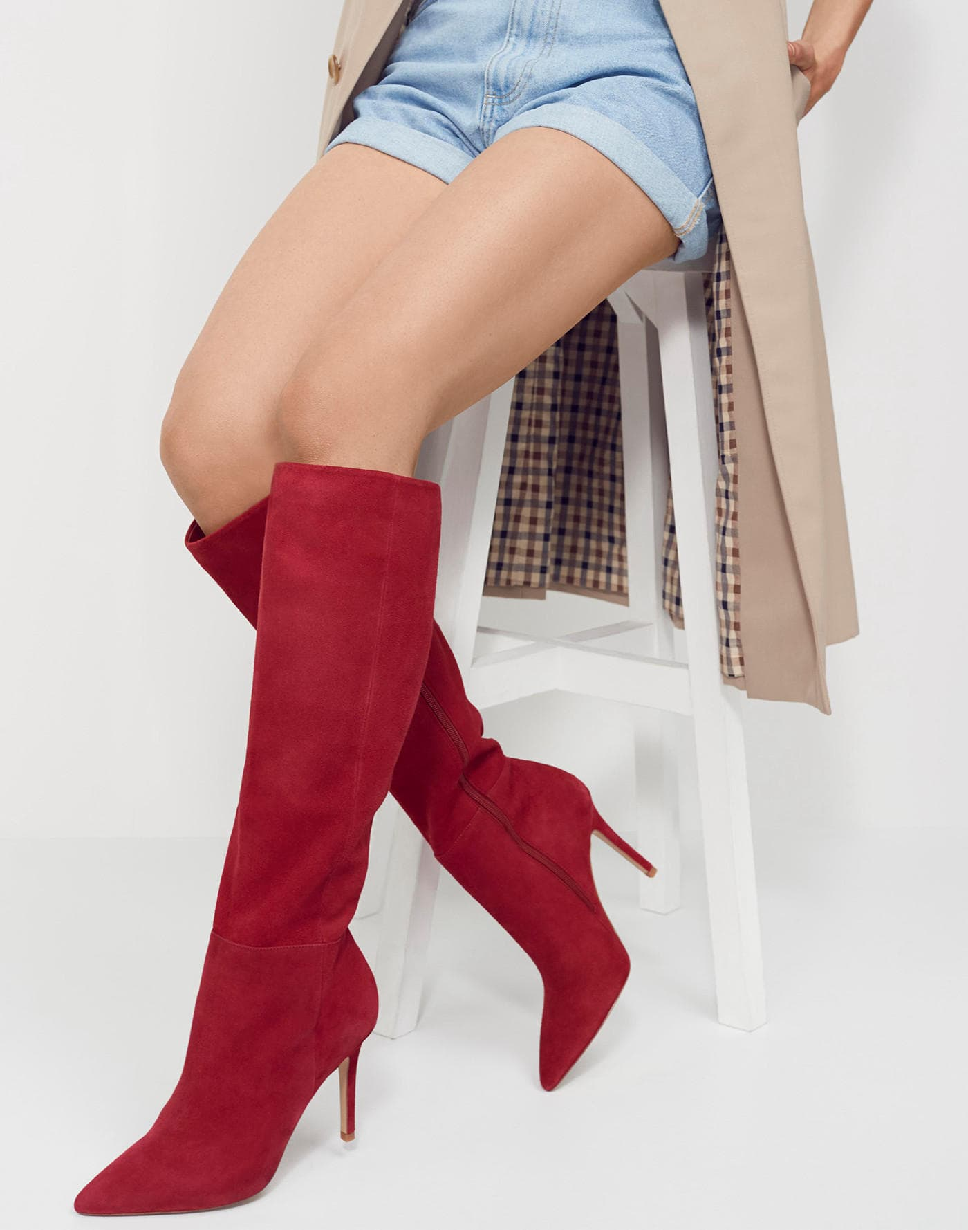 Knee High Boots Aldoshoes Us