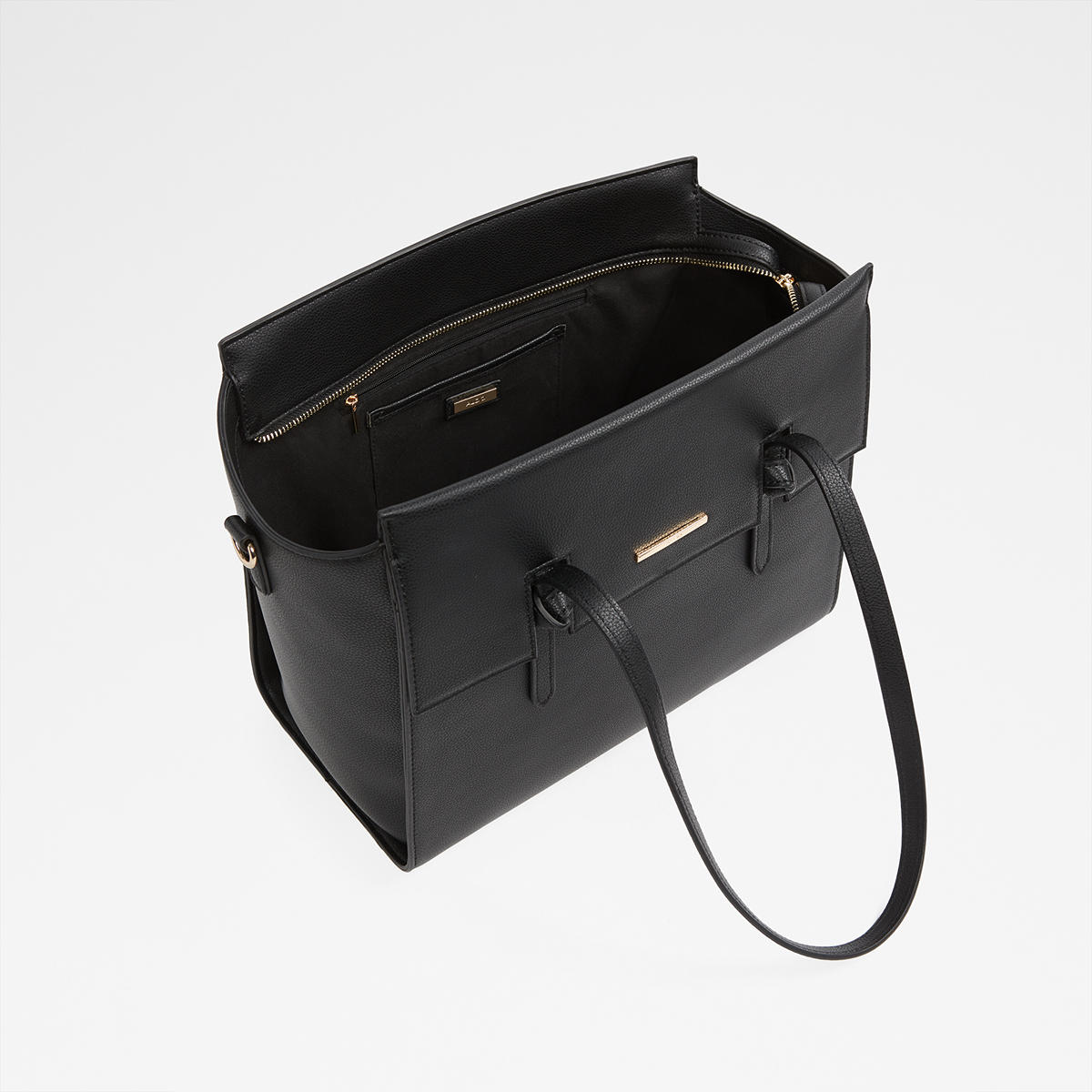 6d30a3f7034 Elaycien Midnight Black Women's Handbags | Aldoshoes.com US