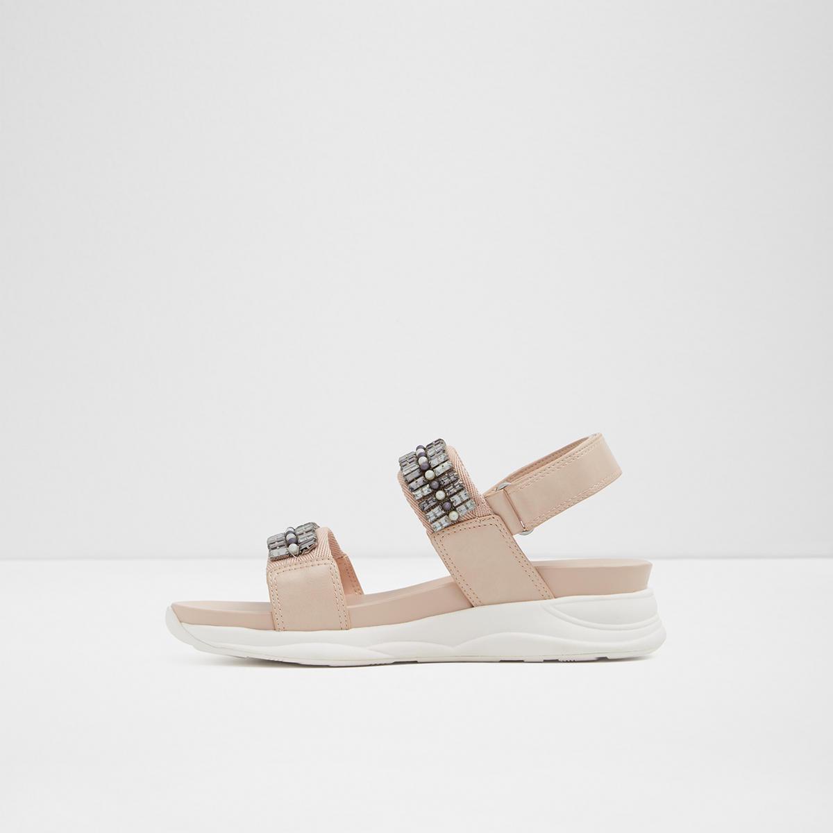 ALDO Eloima Bling Strap Wedge Sandals 9nEWNQYxS