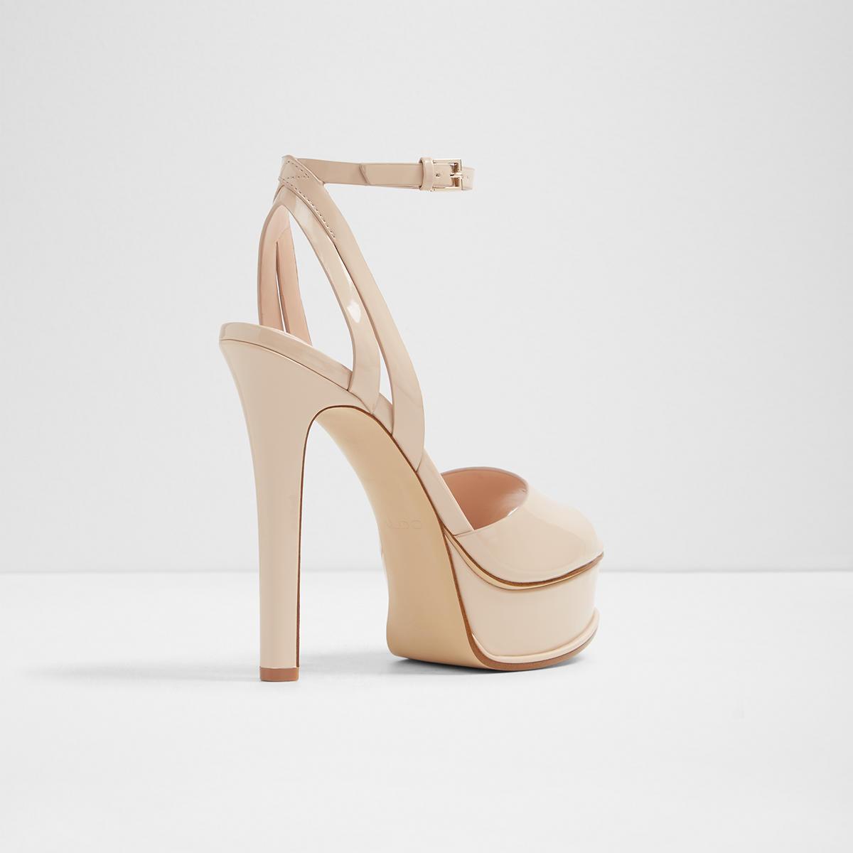 ALDO EOWELASSA - High heeled sandals - bone 545qhs8mbM