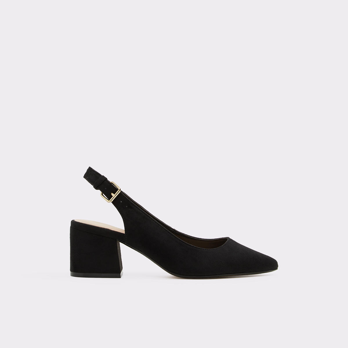 7c97a6ee2b9 Gauclya Midnight Black Women s Low-mid heels