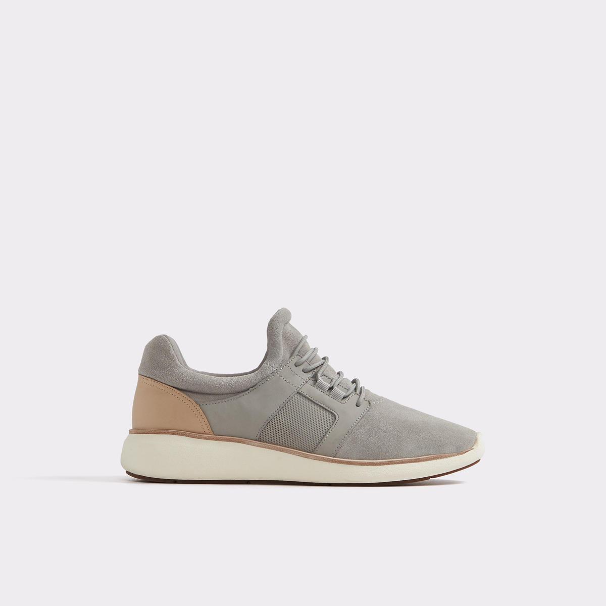 Gawley Grey Men's Sneakers | ALDO US at Aldo Shoes in Victor, NY | Tuggl