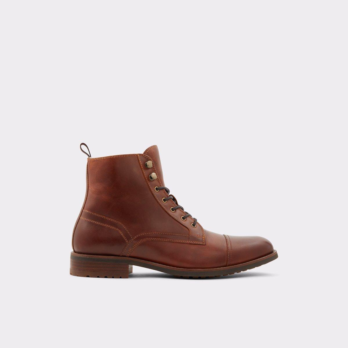 Giawet Medium Brown Pour homme Bottes décontractées  d9732981985