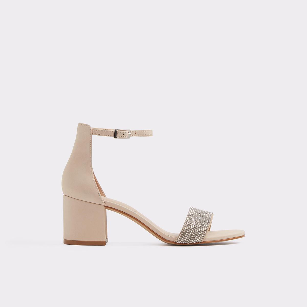 6f54ec4674d Gladoniel Bone Nubuck Women s Block heels