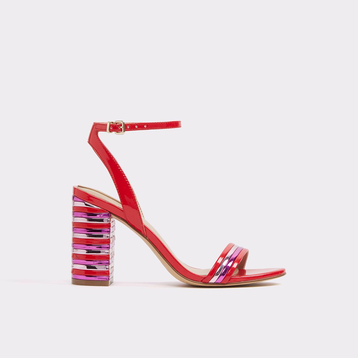 ec5b202d85e Izabela Red Women s Sandals