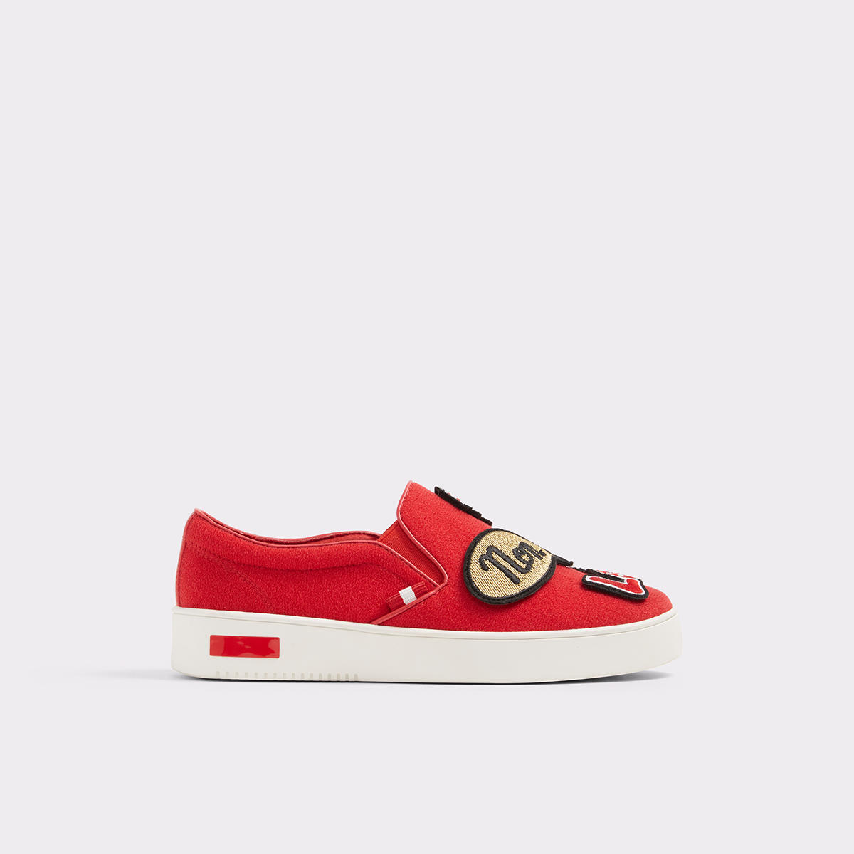 NEW ALDO WOMENS KEACIEN - RED