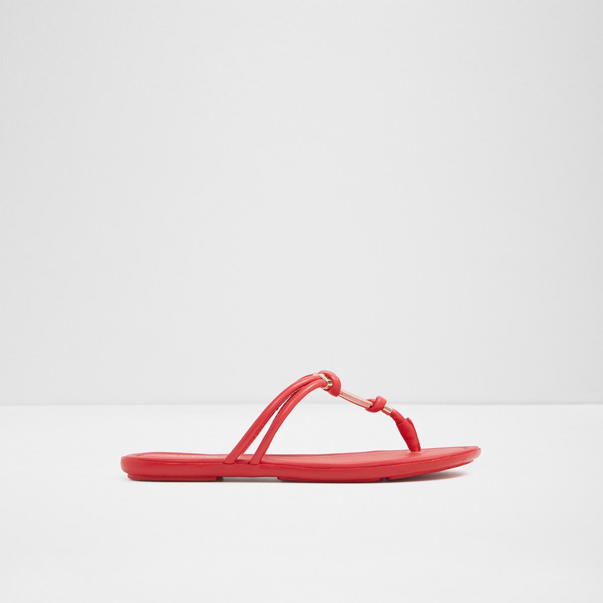 Erkunden Verkauf Online Günstig Kaufen Modisch Aldo Sandale 'Kederravia' Rot OQApqRPt