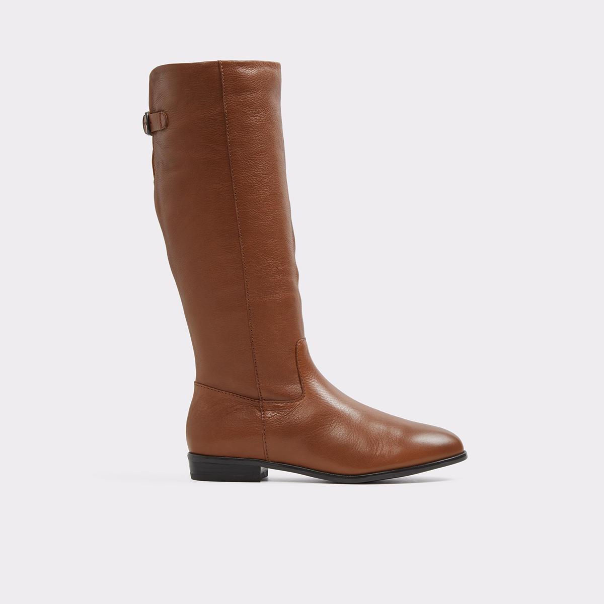 e972d9f9c7e Keesha Cognac Women s Knee-high boots