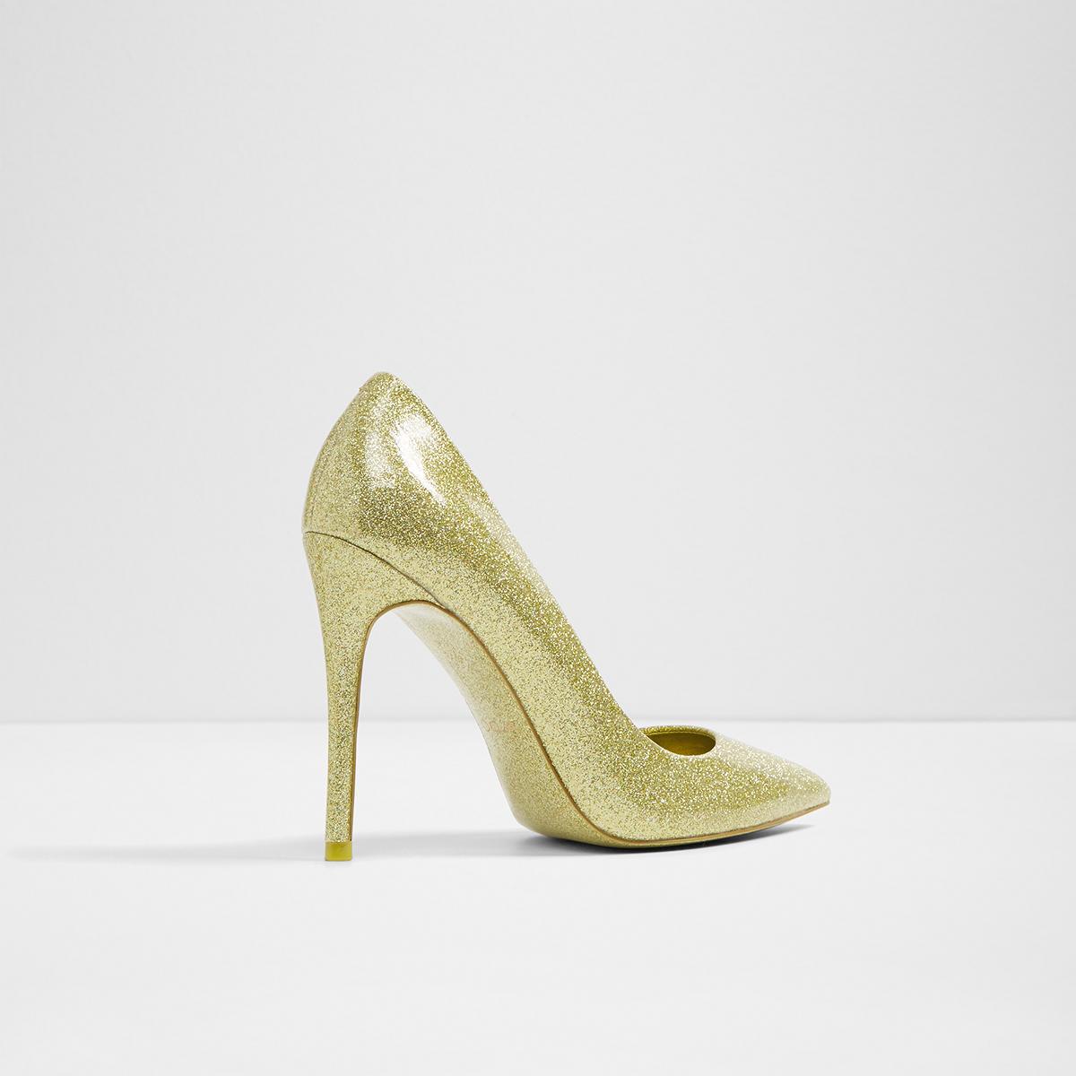 732edaba41d1 Laralilla Light Yellow Women s Heels