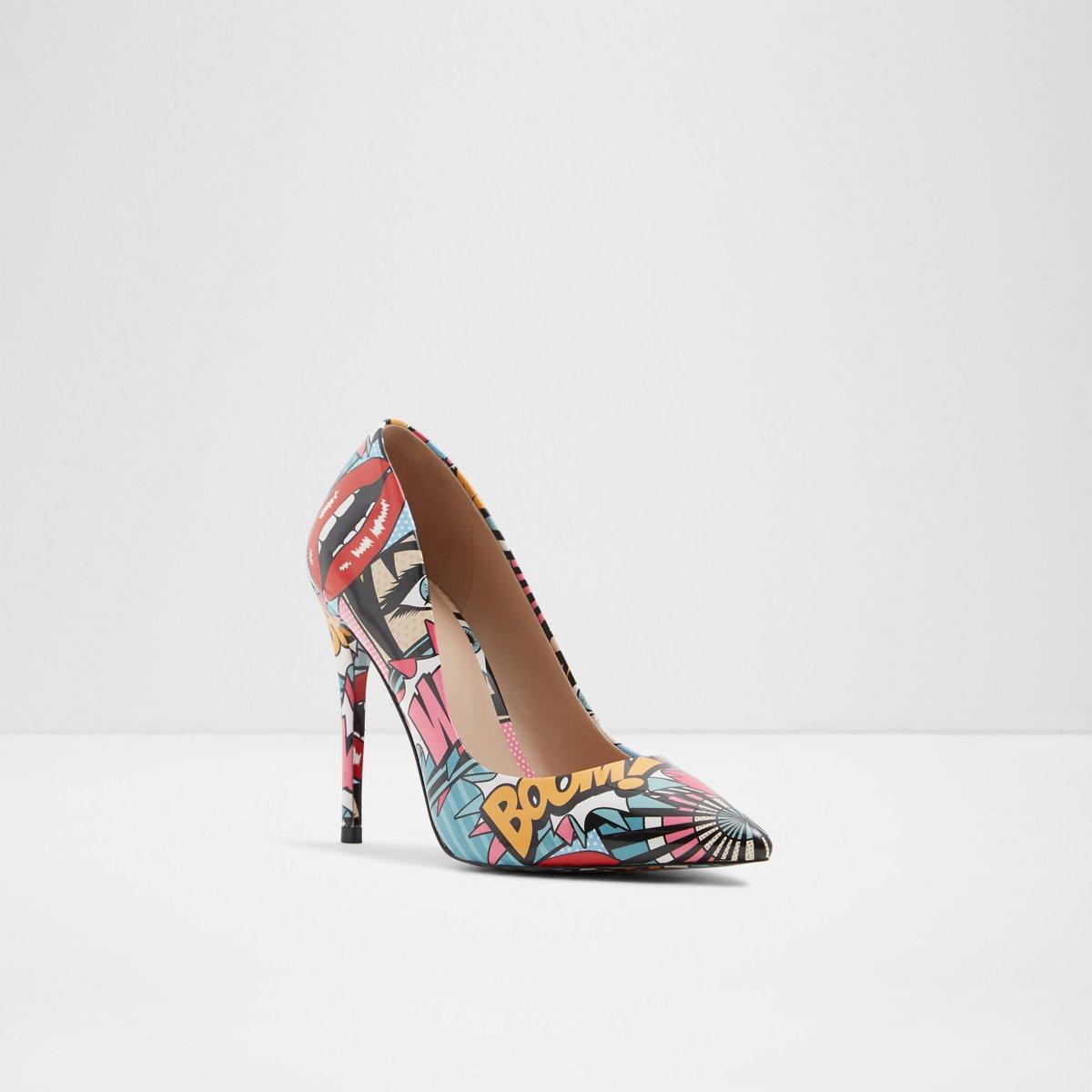 e72112f19167 Laralilla Black   White Women s Heels