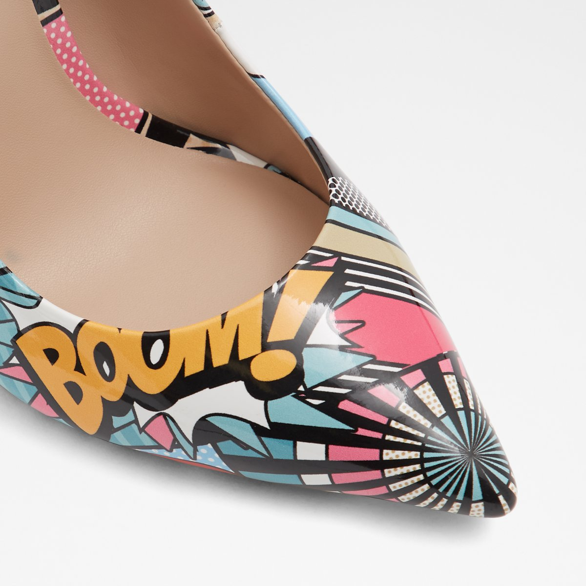 21b0663b7d96 Laralilla Black   White Women s Heels