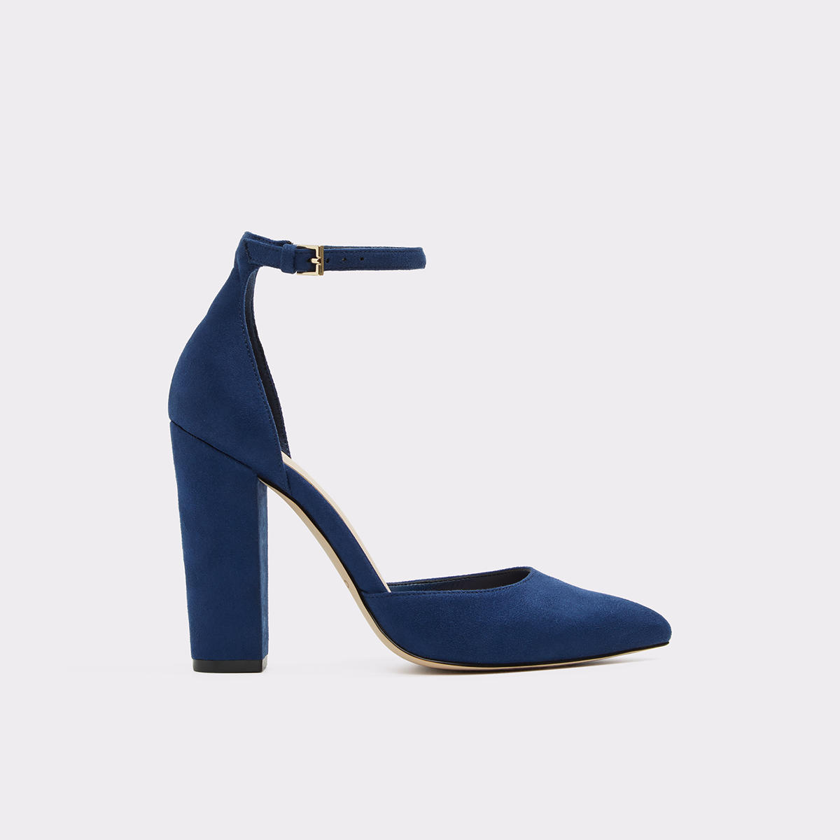 529bfdc93728 Loeri Navy Women s Heels