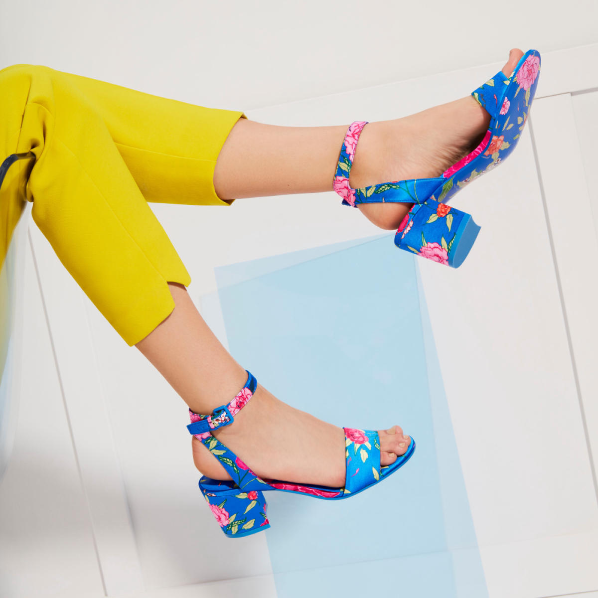 1b19ed2c2b06 Lolla Blue Misc. Women s Heels