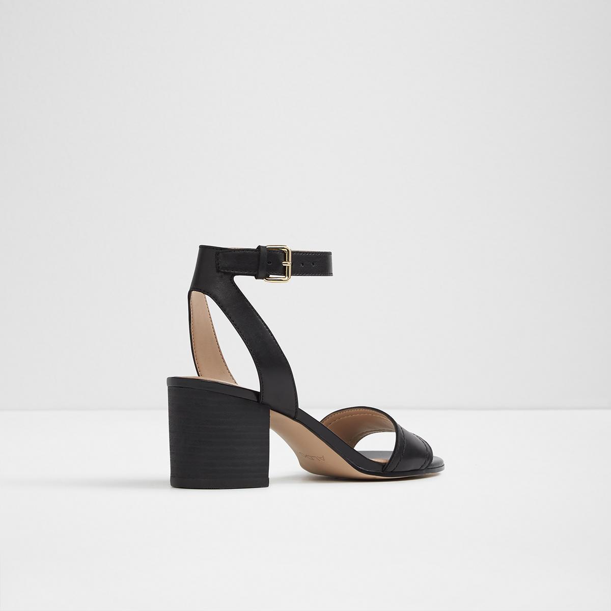 c1322743abd Lolla Black Women s Casual heels