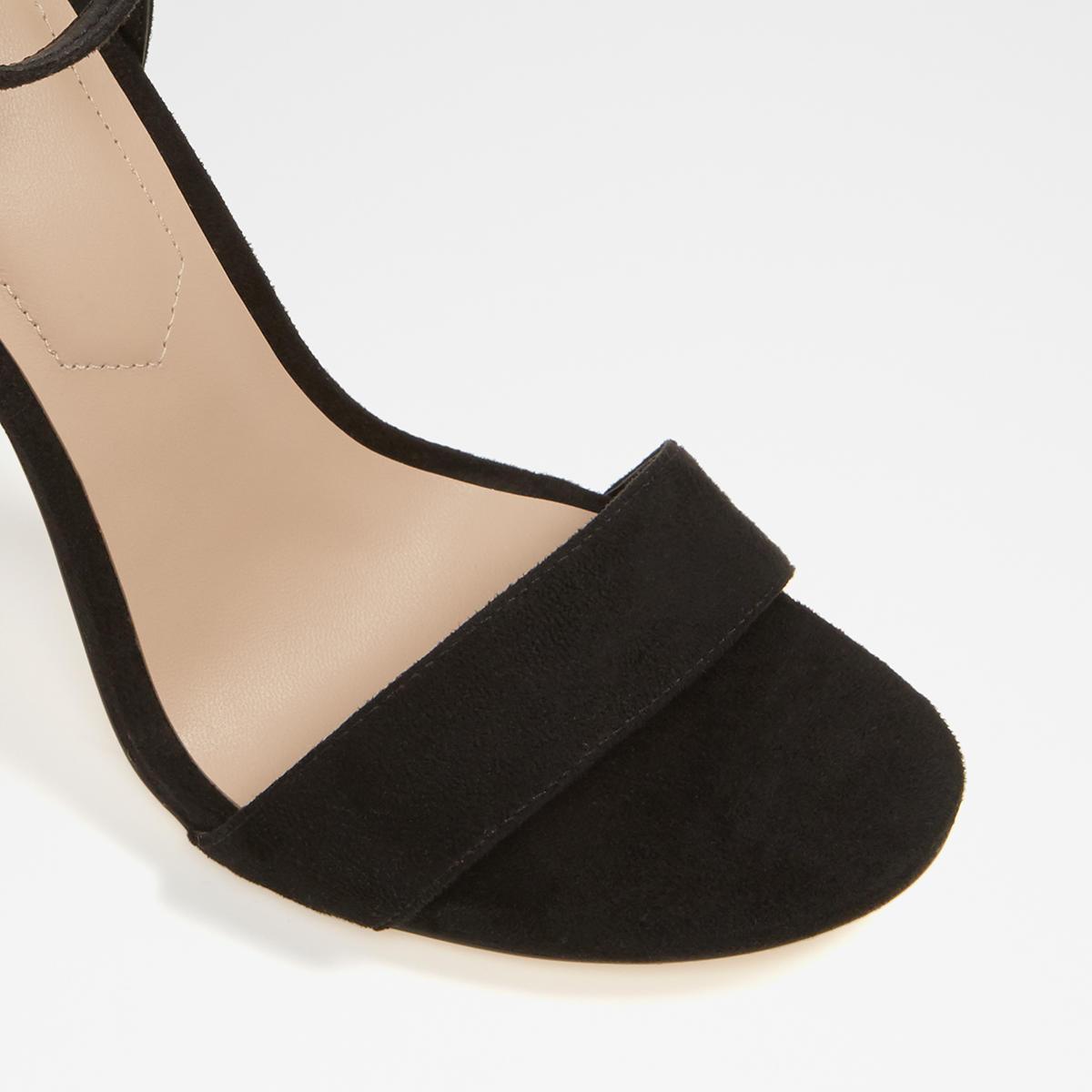 caa9de7c40e Luciaa Midnight Black Women s Dress heels