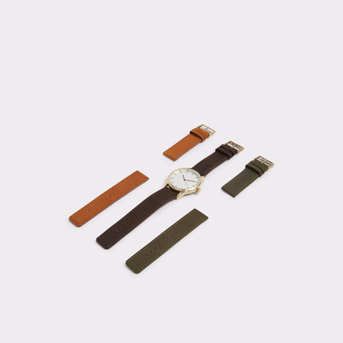 Macris Brown Men's Watches | ALDO US at Aldo Shoes in Victor, NY | Tuggl