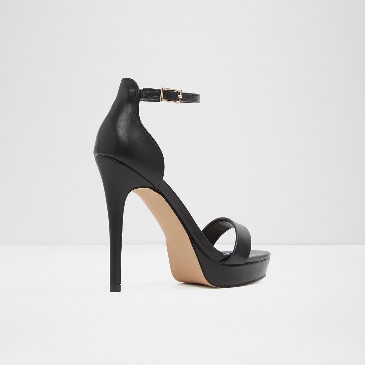 d127b716e204 Madalene Black Women s Platform sandals