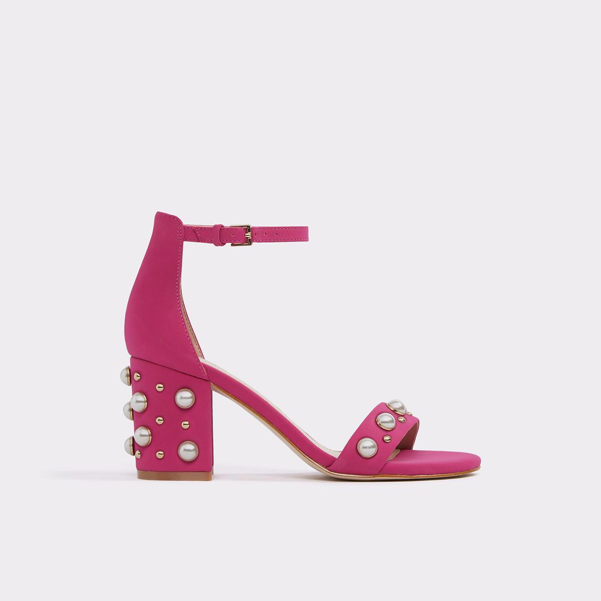 Majorca Fuschia Misc. Women's Block heels | ALDO US at Aldo Shoes in Victor, NY | Tuggl