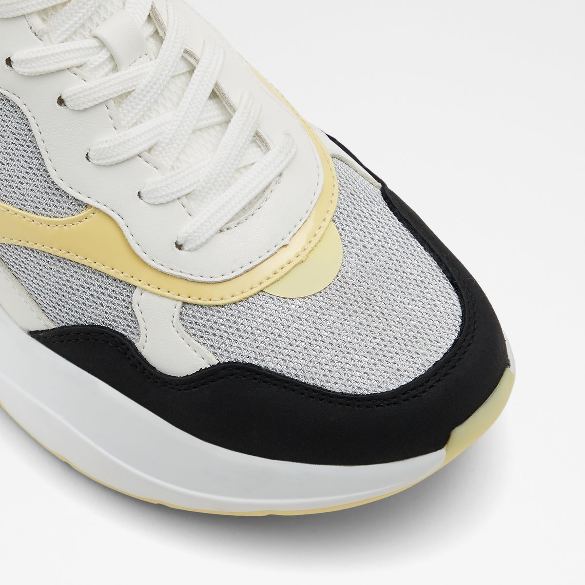 ef04c63ecd76 Merurka Light Yellow Women s Sneakers