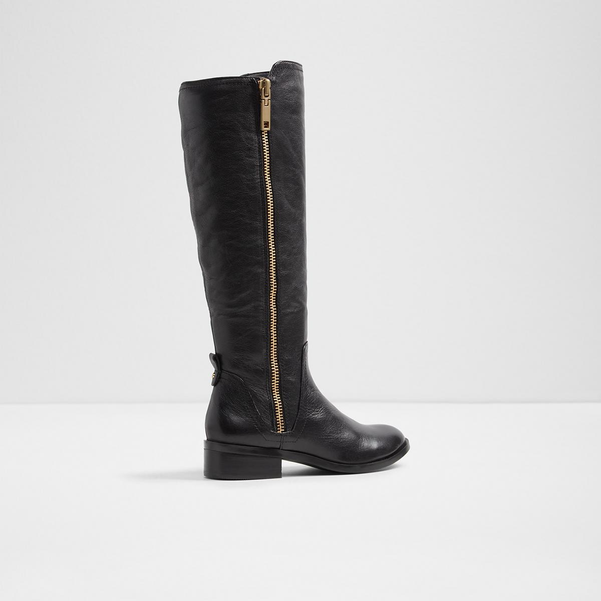 5755d0d3242 Mihaela Black Women s Boots