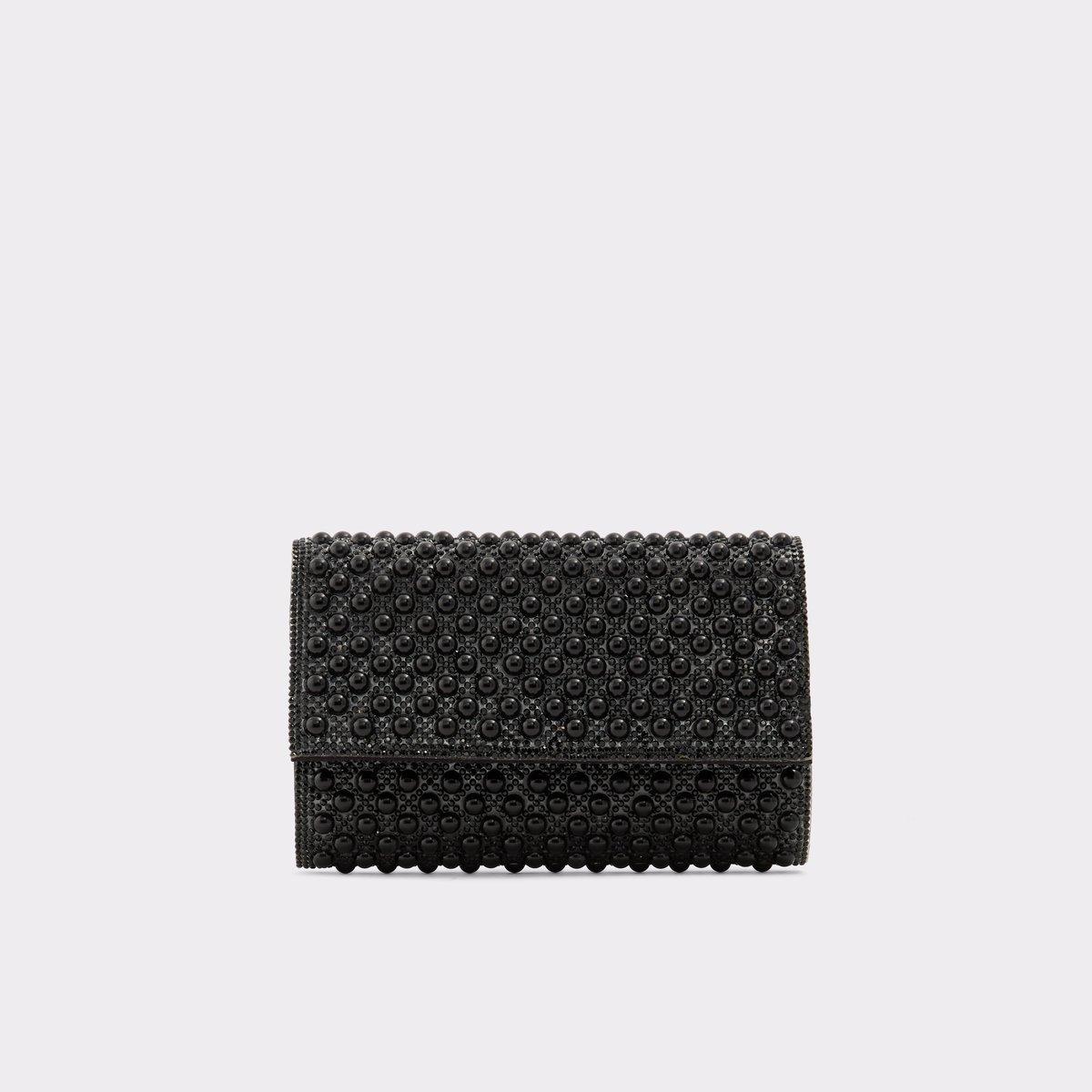 1495ec0dc84 Narzole Midnight Black Women s Clutches   evening bags