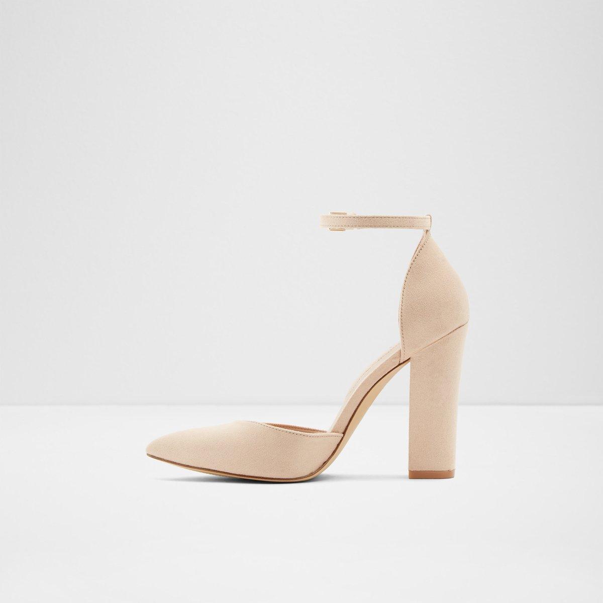 b225bc72055 Nicholes Bone Women s Block heels