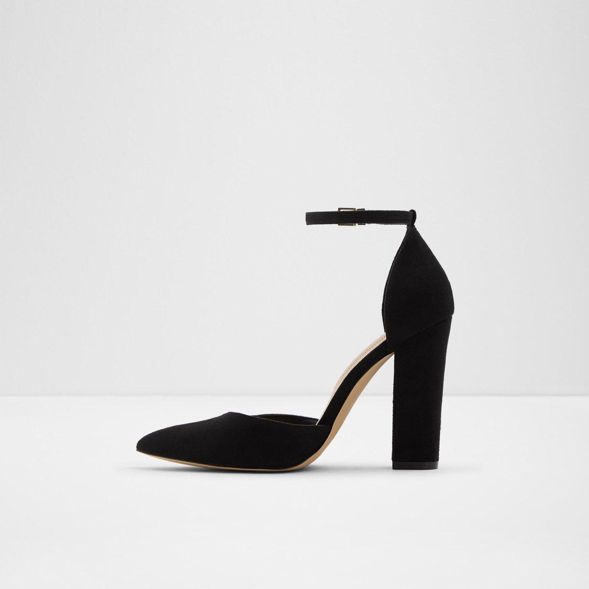 e5964467b4f4 Nicholes Midnight Black Women s Block heels