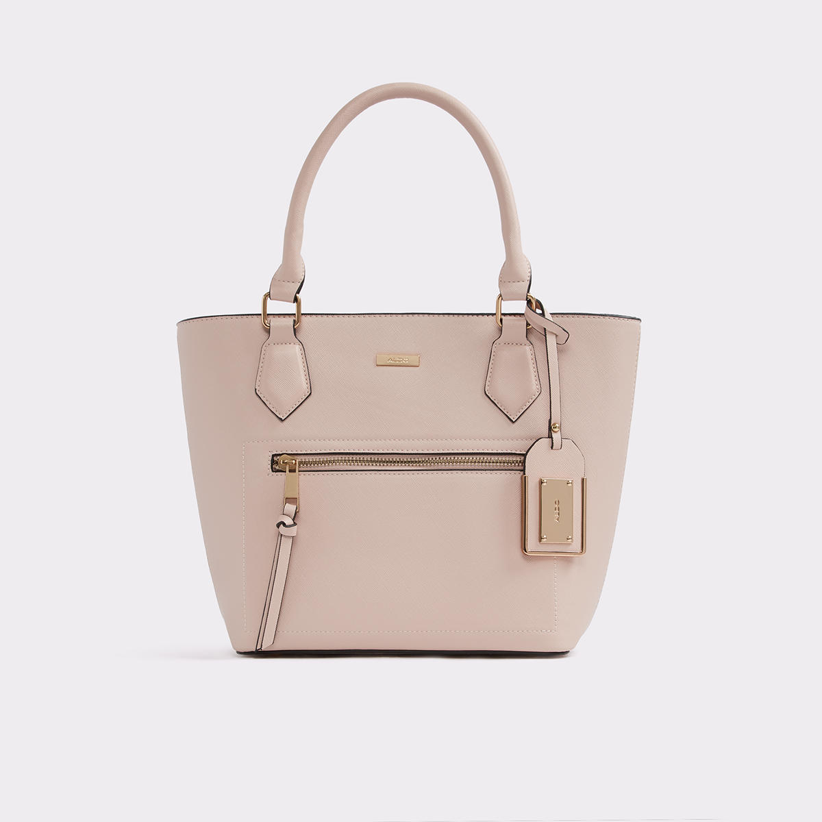 ALDO ACILLA - Handtasche - white